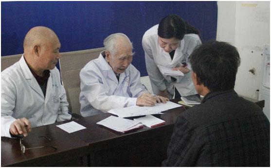 肝病大师田庚善:活到老,治到老,我心不老